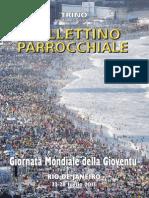 Bollettino Parrochiale Novembre 2013
