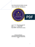 LAPORAN PRAKTIKUM VOLTAMETER TEMBAGA.doc
