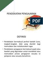 pendekatanpengajaran1-121003095348-phpapp02.ppt