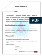 FUNCTIONS OF AN ENTREPRENEUR.docx