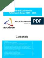 Analisis Economico de La Reforma de Salud