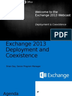 Exchange 2013 Interview Questions & Answers-Overview