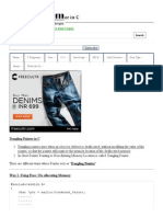 Causes of Dangling Pointer in C.pdf