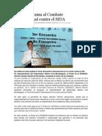 06/11/13 Nss Oaxaca Se Suma Al Combate Internacional Contra El SIDA