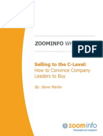 clevel Sales