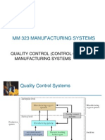 Mm 323 Man Sys 2012 Fall 9 Quality Control