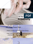 creativity leads to innovation