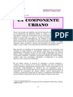 11 Componente Urbano