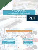 4.- CLIMATIZACIÓN