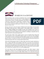 WOMEN IN 21.docx