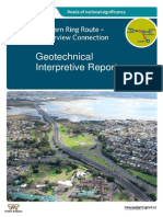 Example Geotechnical Interpretive Report