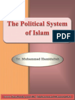 Political System By, Dr. Muhammad Hamidullah