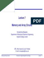 Memories and array circuits.pdf