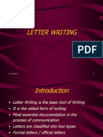 Letter writing.ppt
