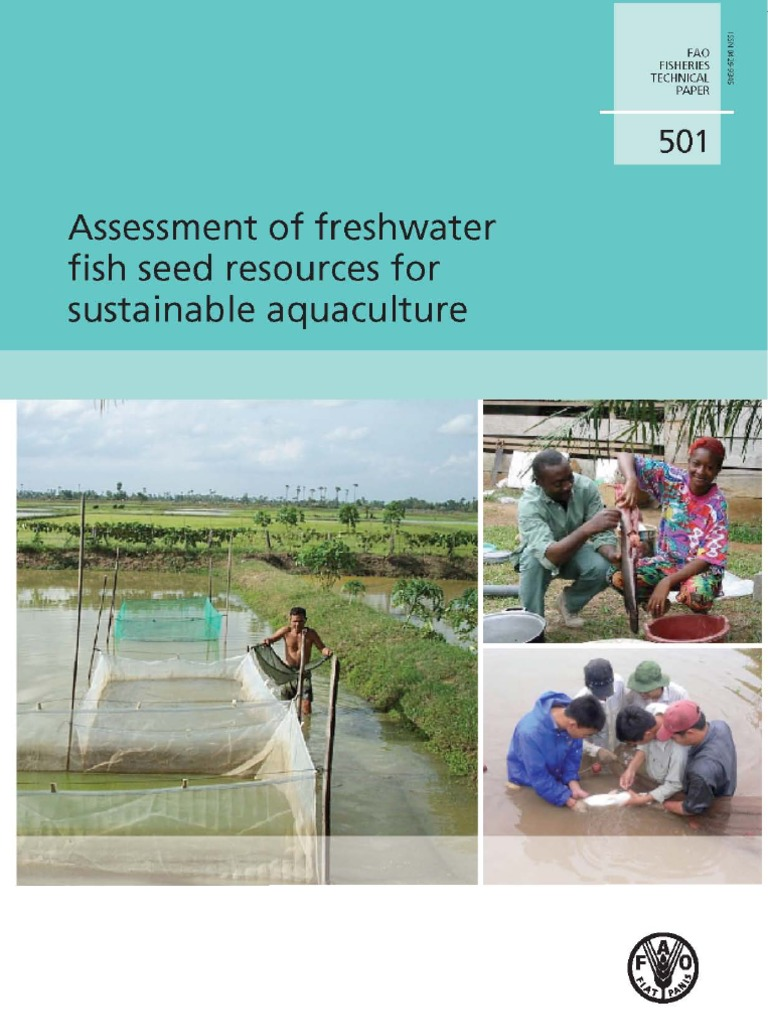Freshwater fish marketing corporation - Fao Assessment Of Freshwater Fish Seed Resources For Sistainable Aquaculture Aquaculture Food And Agriculture Organization