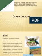 Seminário de Ecologia_O uso das terras (1)