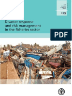 FAO-Disaster Response and Risk Management in the Fisheries Sector