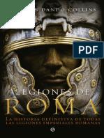 Legiones de Roma - Stephen Dando-Collins