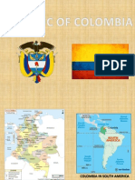 colombia lorena