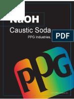 Caustic Soda Manual 2008