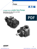 Vickers v10 v20 v2010 v2020 Vane Pumps