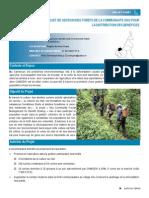 PROJET DE GESTION DES FORETS DE LA COMMUNAUTE OKU POUR LA DISTRIBUTION DES BENEFICES