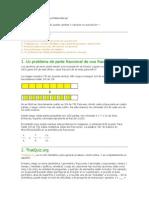 Bienvenido a Boletín Mamut Matemáticas fracciones
