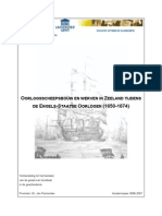 Constructia navala zeelandeza in 1650-1674