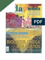2006-06 - Kenneth Corrêa - Revista Lida - Terras