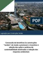 Desenvolvimento Urbano e Sustentabilidade