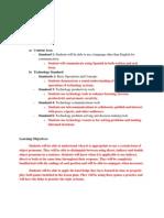 EDU 5170 Lesson Plan.
