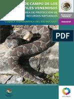 Guia de Campo de Los Reptiles Venenosos - Rio Nexaca Mexico (1)