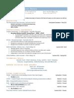 resume 11 14 2013