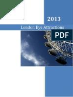 London Eye Discount