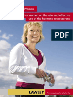 Bioidentical Testosterone Women Booklet