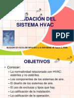 Validacion HVA