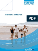 Eurostatistics-panorama on Tourism-2008 Ed