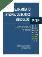 Sc11 MIB Ecuador