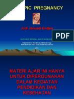 USG Intensif 14. Ectopic Pregnancy JJE 20080901