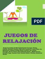 JUEGOS DE RELAJACIÓN
