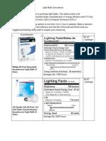 5 alg1 - light bulbs