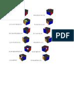 ExpertF2L metode de rezolvare a cubului Rubik