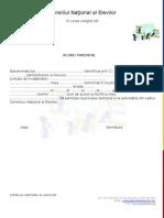 Acord Parental 2013