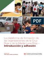 Introducción a la Plataforma de Aprendizaje de la Cruz Roja