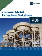 Precious Metals Recovery Brochure