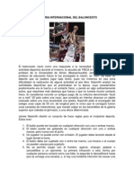 Historia Internacional Del Baloncesto