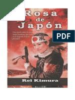 Rosa de Japon - Rei Kimura