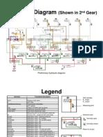 286color Hydraulic Diagram