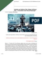Ditadura Do Proletariado Em Gotham City