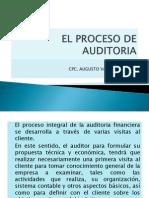 El Proceso de Auditoria